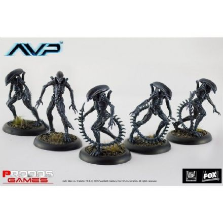 AvP Alien Infant Warriors
